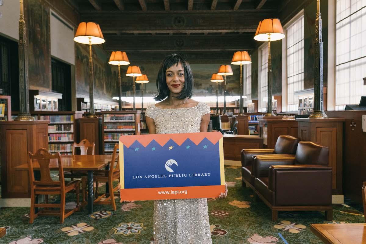 LA Public Library Gets a Turn Hosting the National Book Awards