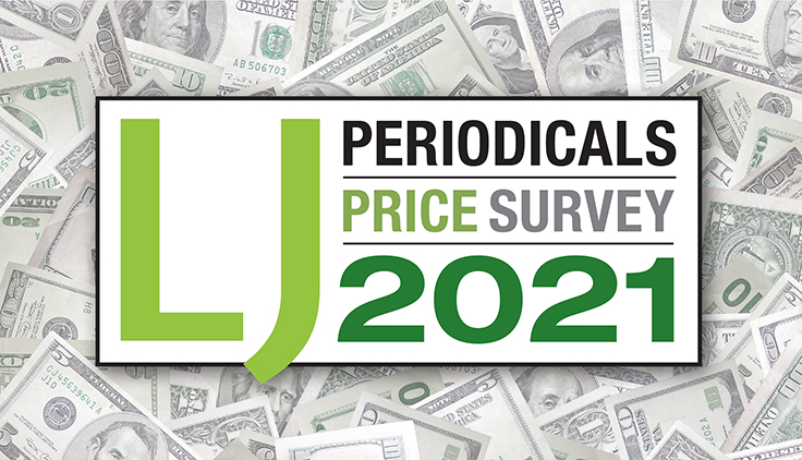 The New Abnormal: Periodicals Price Survey 2021