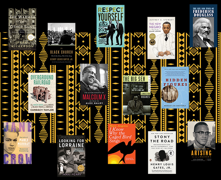 Making Their Mark: Essential Titles in African American History | Collection Development