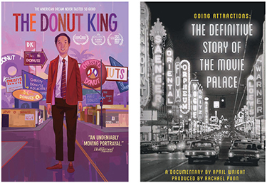 Top Docs: A Refugee's SoCal Donut Empire; an Ode to Glamorous Movie Palaces