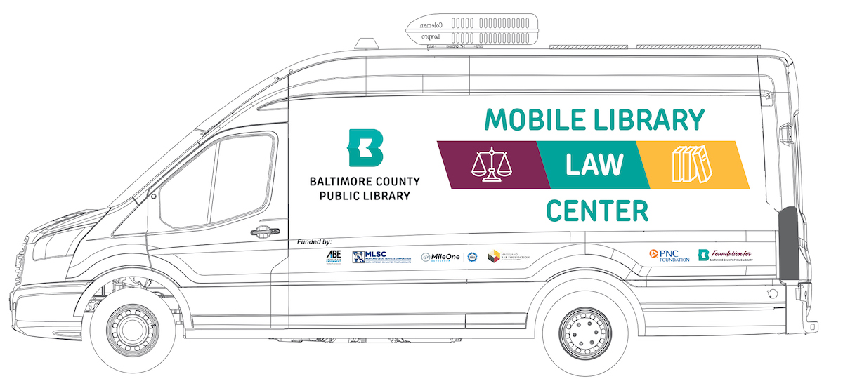 Baltimore County Library Takes Lawyers on the Road