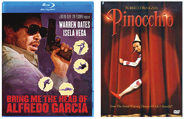 New on DVD/Blu-ray: A Peckinpah Western; a Wyatt Earp Biopic; Sigourney Weaver as Primatologist Dian Fossey