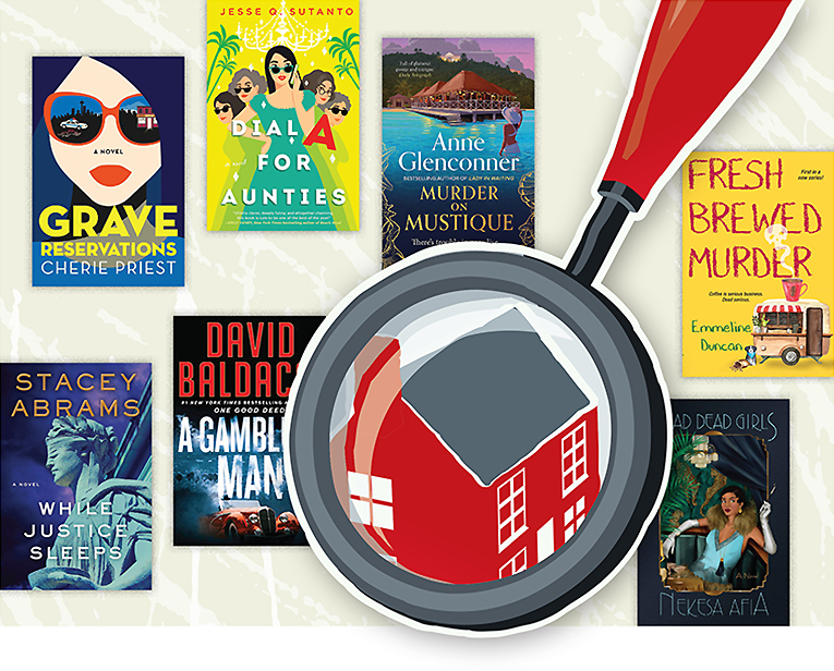 Crime and Comfort: 90 Mysteries for Our Times Promise Escape and Coziness | Mystery Preview 2021