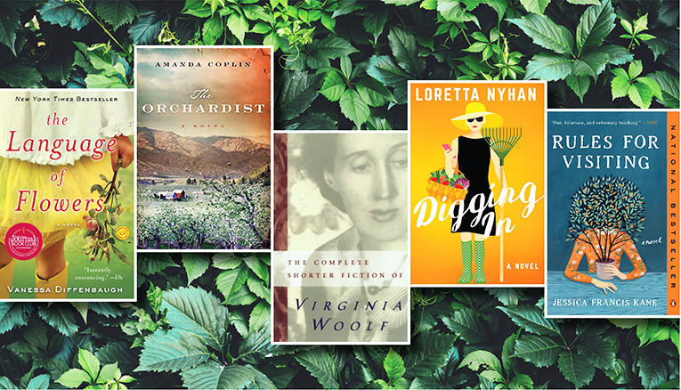 Garden of Reading Delights: Fiction and Gardens | The Reader's Shelf