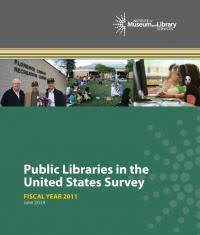 IMLS Public Library Survey: Program Attendance, Collection Size, Digital Materials Up; Visits, Circ Down