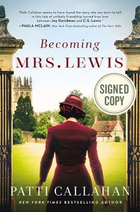 Callahan on Becoming Mrs. Lewis, Romantic Suspense from Irvin and Johnson | Christian Fiction Reviews