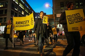 Amnesty International To Create Human Rights Archive