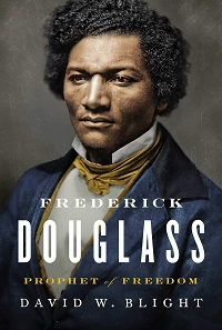 Three Titles Advance the Life of Frederick Douglass