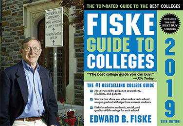 Getting Schooled: Inside the Book That for Decades Has Guided the Collegebound