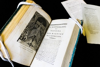 UBC Library Partners with French Department on Revolution Pamphlet Collection
