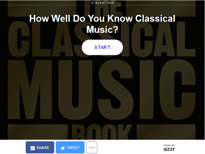 QUIZ: How Well Do You Know Classical Music?