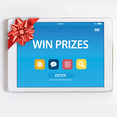 Series-Keys to Successful Digital Content Promotion: Giveaways/Contest