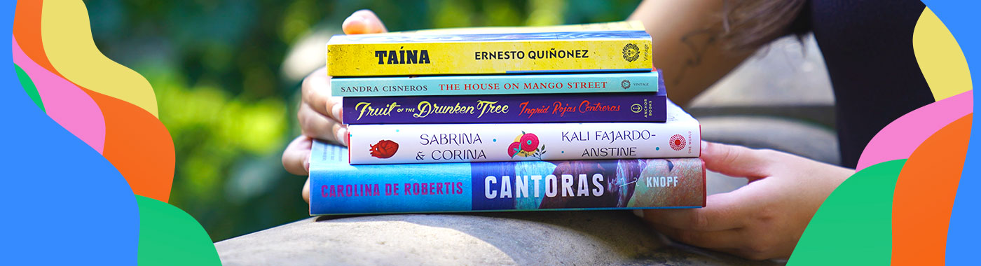Celebrate Hispanic Heritage Month with Penguin Random House
