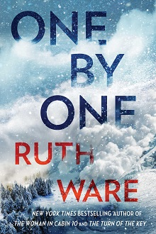 Author Ruth Ware Discusses her newest thriller <em>One by One</em>