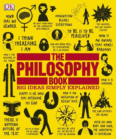 Explore DK's <em> The Philosophy Book</em>