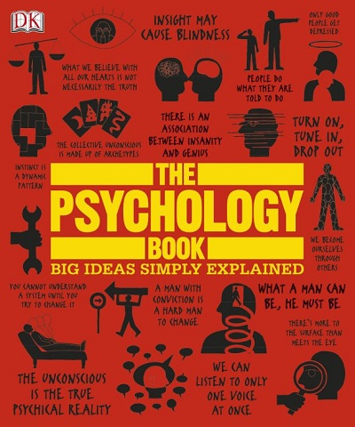 Explore DK's <em> The Psychology Book</em>