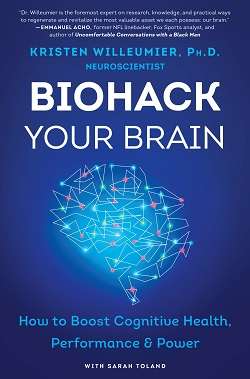 Biohack Your Brain: How To Boost Cognitive Health, Performance & Power