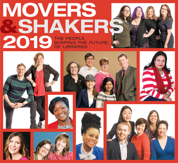 Movers & Shakers 2019