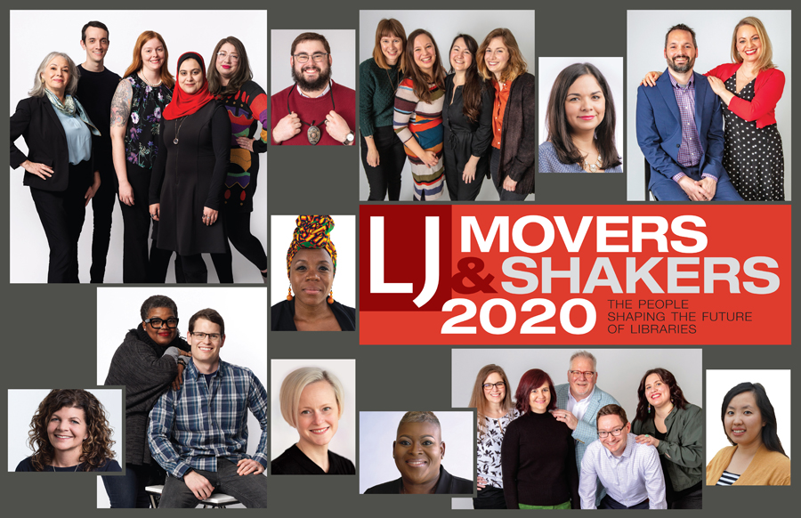 Movers & Shakers 2020