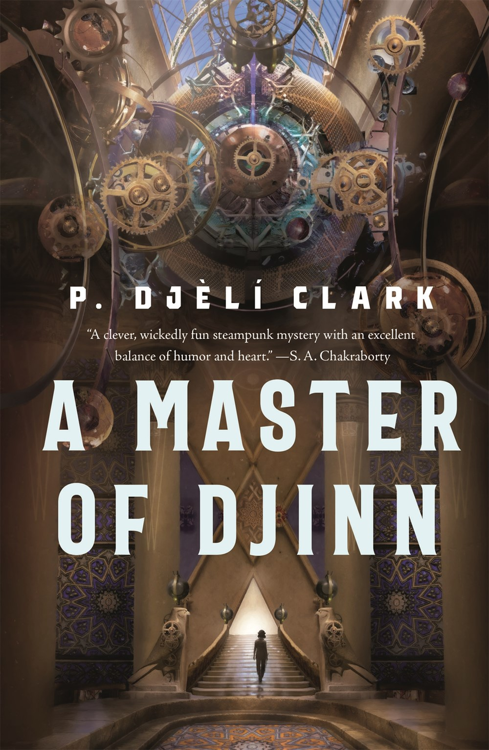 'A Master of Djinn,' 'The Atmospherians,' and 74 Other Exceptional Titles | Starred Reviews, May 2021