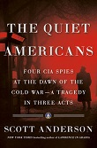 cover of Anderson's The Quiet Americans