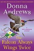 cover of Andrews's The Falcon always Wings Twice