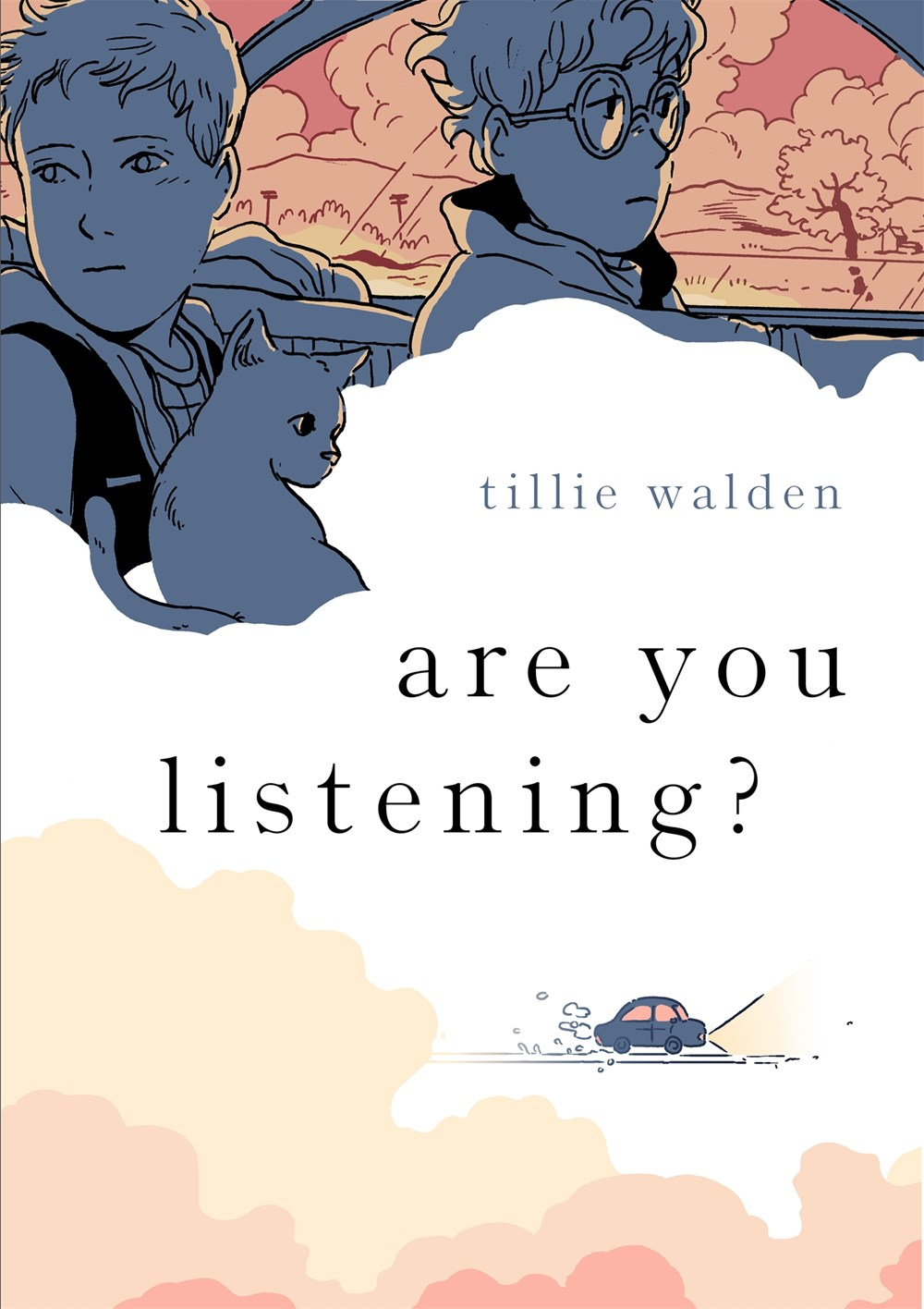 'Are You Listening?' by Tillie Walden Wins Eisner Award | Book Pulse