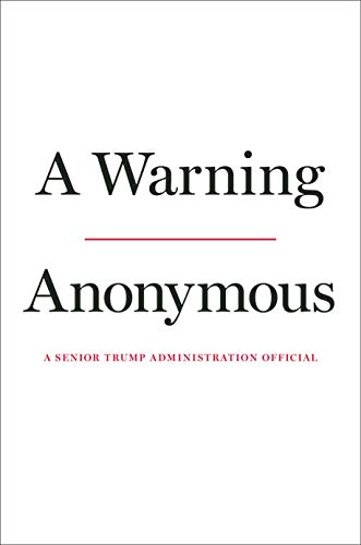 Anonymous Leads Forthcoming Book News | Book Pulse