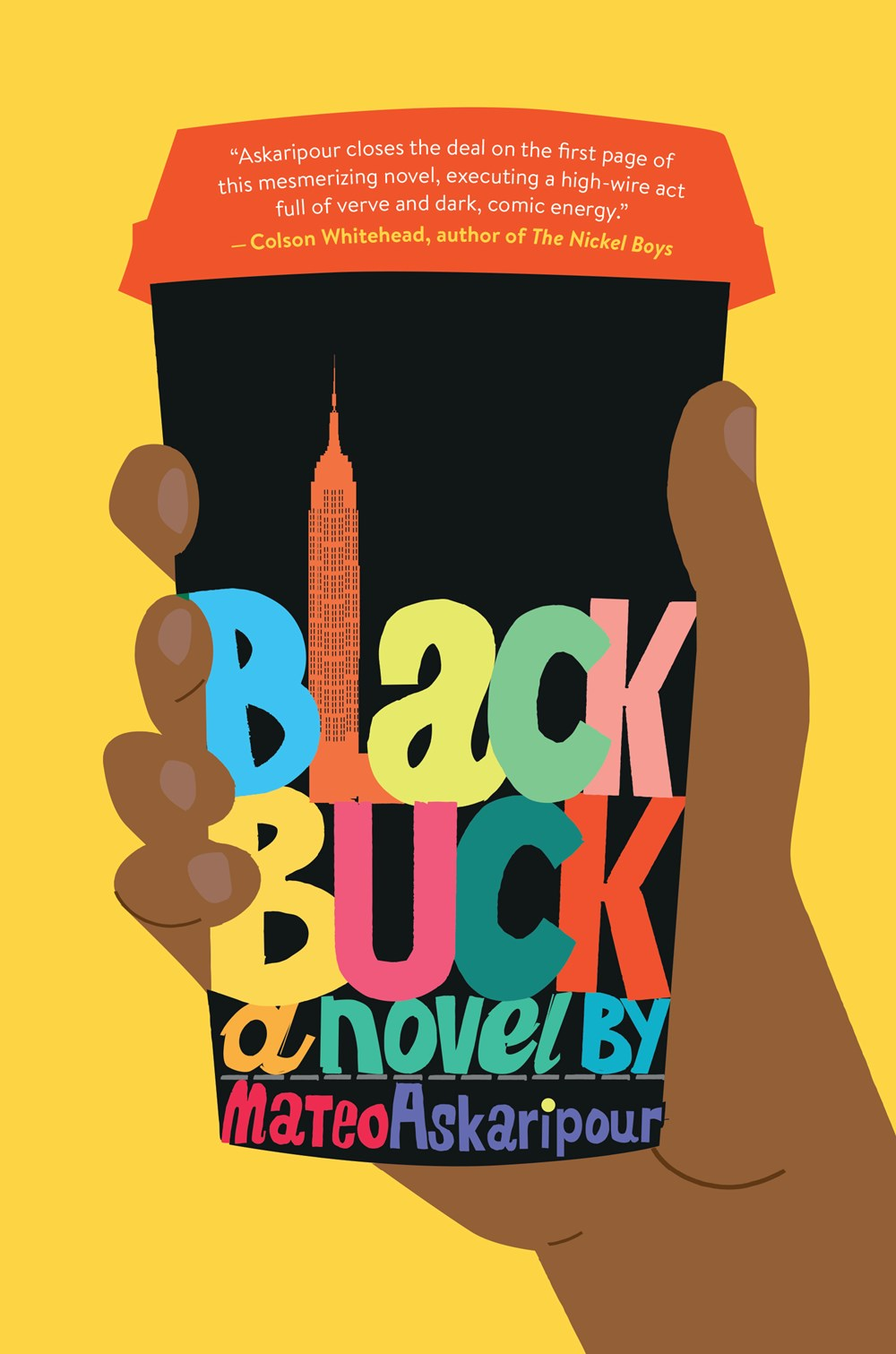 Jenna Bush Hager Picks 'Black Buck' for January Book Club | Book Pulse