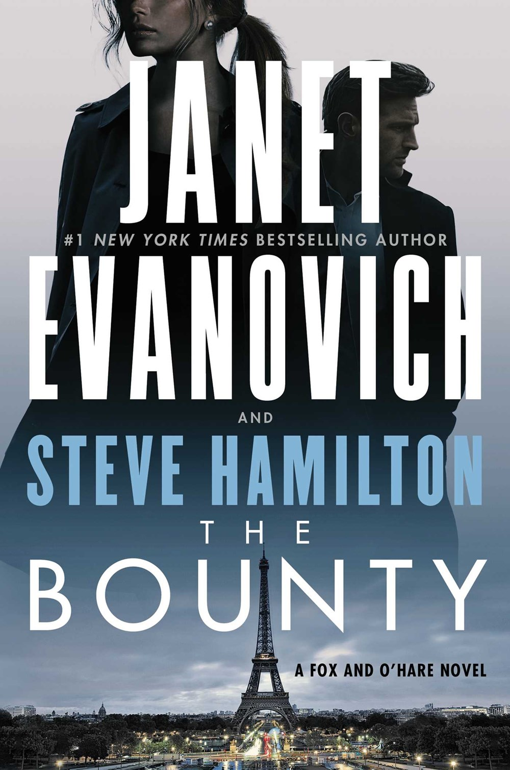 Read-Alikes for 'The Bounty' by Janet Evanovich & Steve Hamilton | LibraryReads