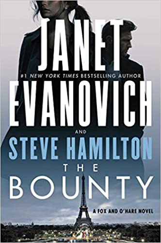 'The Bounty' by Janet Evanovich & Steve Hamilton Tops Holds Lists | Book Pulse