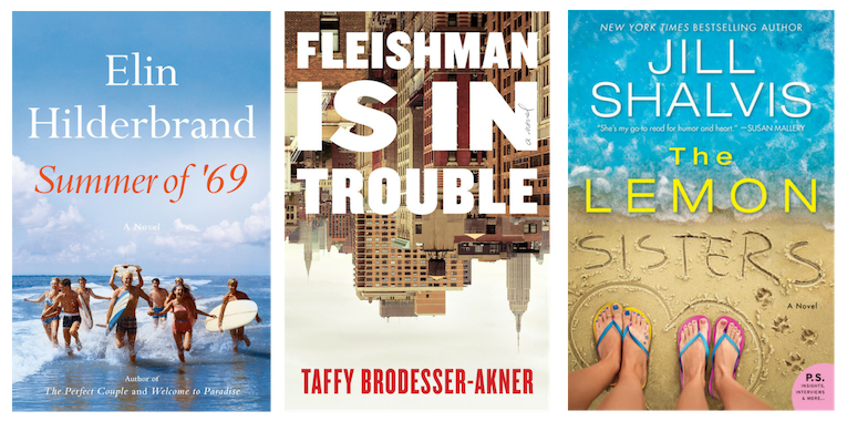 Run Your Week: Big Books, Sure Bets, & Titles Making News, Jun. 17, 2019 | Book Pulse