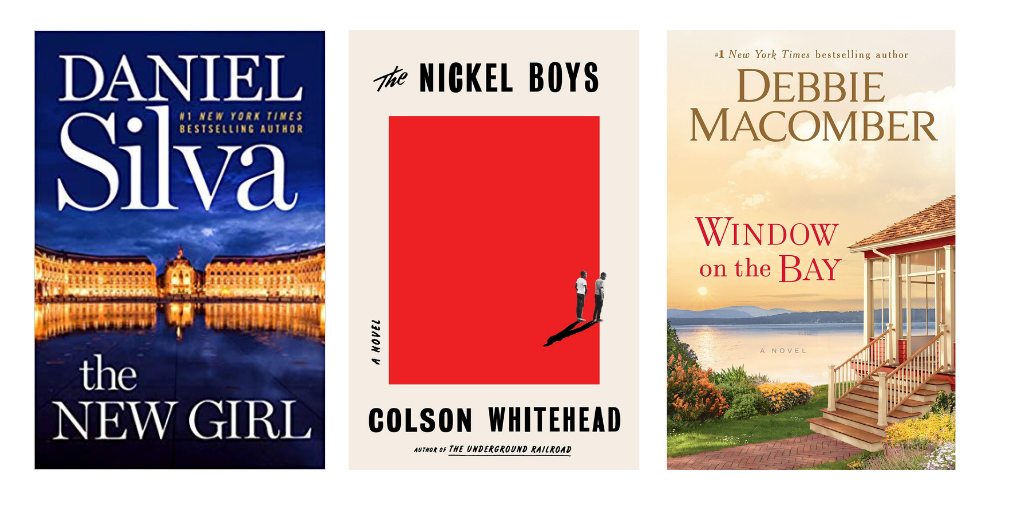 Run Your Week: Big Books, Sure Bets, & Titles Making News, Jul. 15, 2019 | Book Pulse