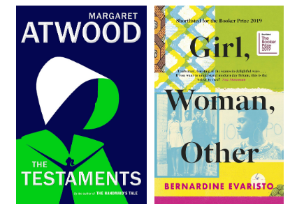 Margaret Atwood & Bernardine Evaristo Win the Booker Prize, Oct. 15, 2019 | Book Pulse