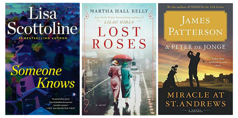 Run Your Week: Big Books, Sure Bets, & Titles Making News, Apr. 8, 2019 | Book Pulse