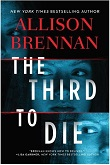 cover of Brennan's Third To Die