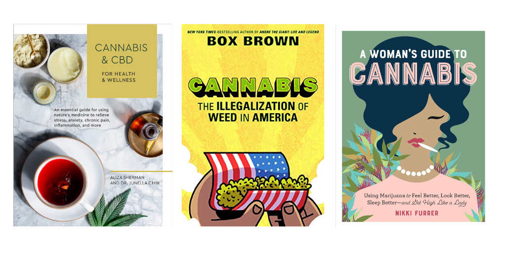 Medical Marijuana and Beyond: Nonfiction Reading for 4/20