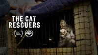 Film poster for Cat Rescuers