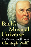 cover of Bach's Musical Universe