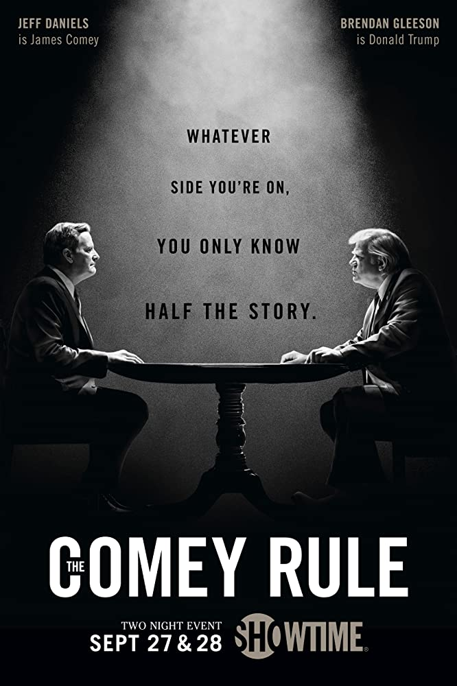 'The Comey Rule' Debuts | Book Pulse