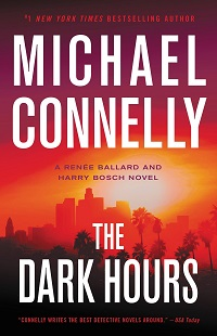 cover of Connelly's The Dark Hours