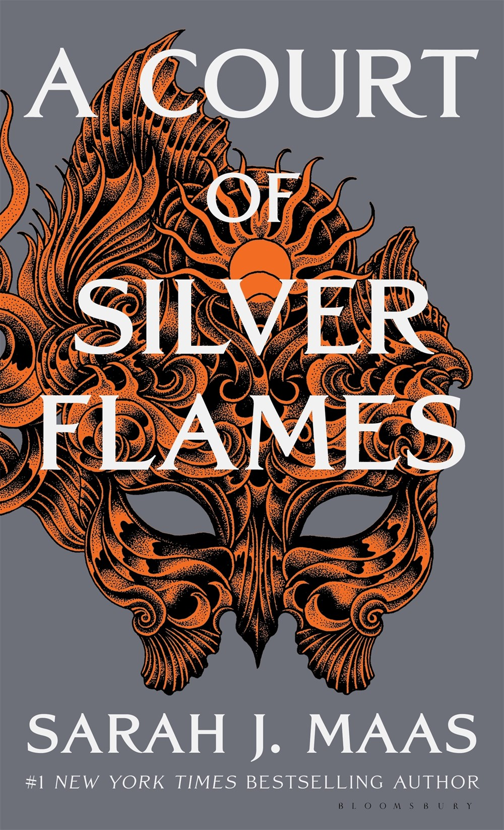 'A Court of Silver Flames' by Sarah J. Maas Tops Bestseller Lists | Book Pulse