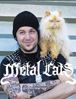 Book cover for Metal Cats
