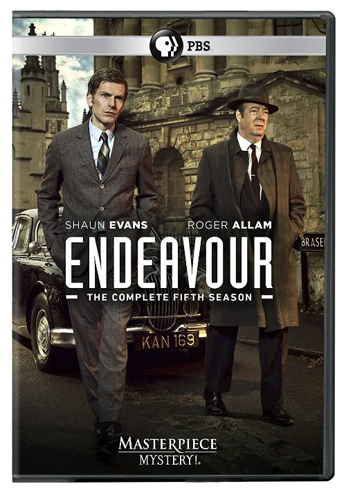 Endeavour: The Complete Fifth Season