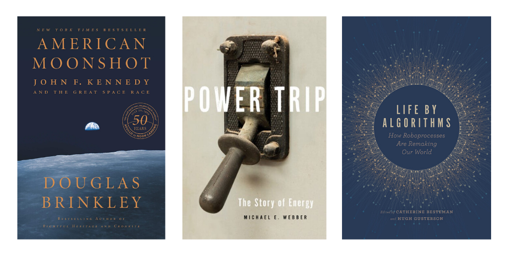 The Space Race, AI, and How Roboprocesses Shape Our World in Engineering Academic Best Sellers