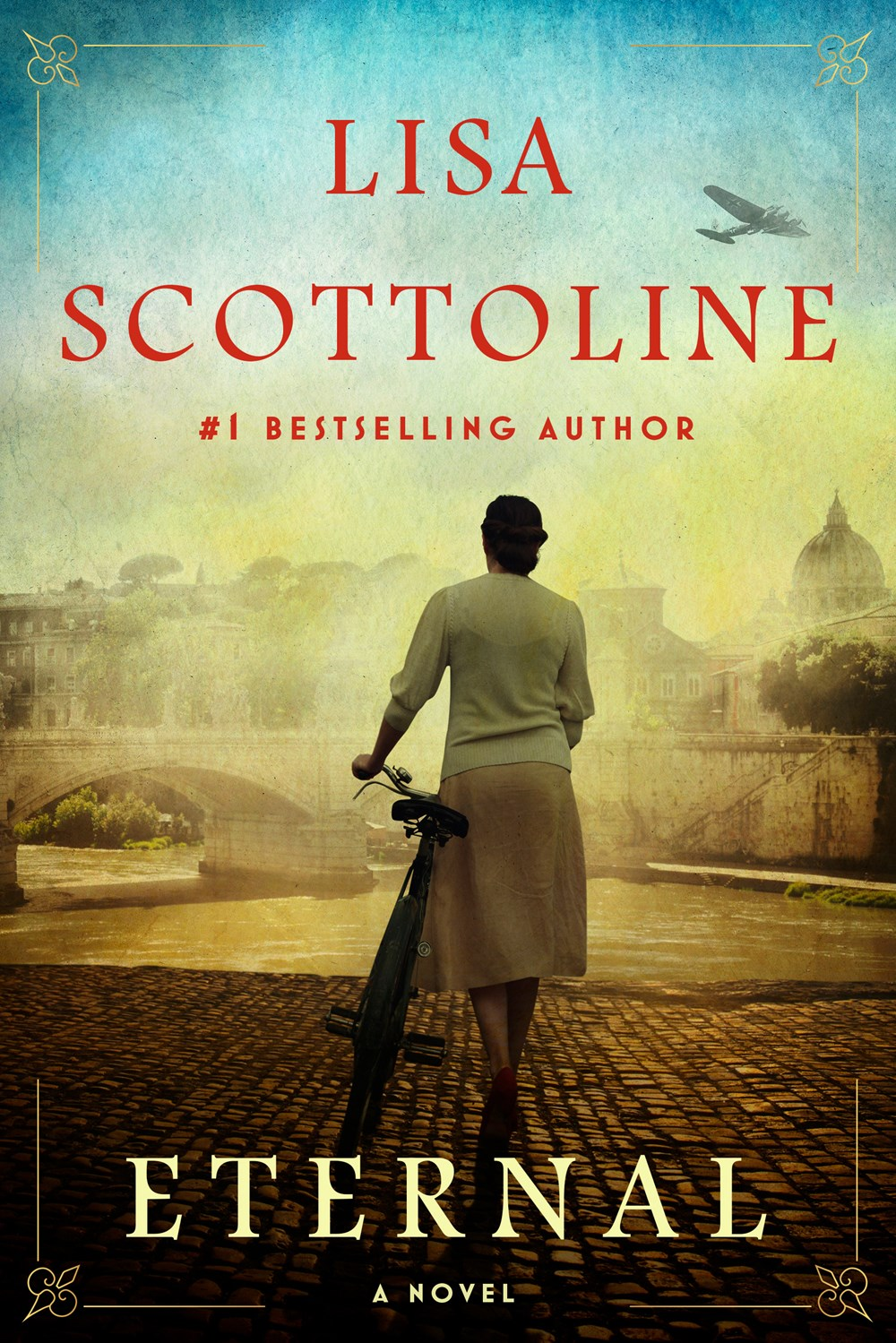'Eternal' by Lisa Scottoline Leads New Bestsellers | Book Pulse