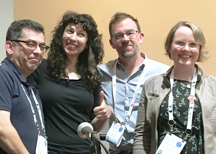In and Beyond the Library: GNCRT's State of the Comics Union; Past, Present, and Future | ALA 2019