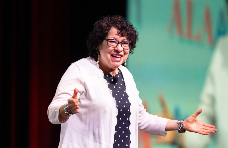 Justice Sonia Sotomayor Speaks to the Power of Librarians | ALA Annual 2019