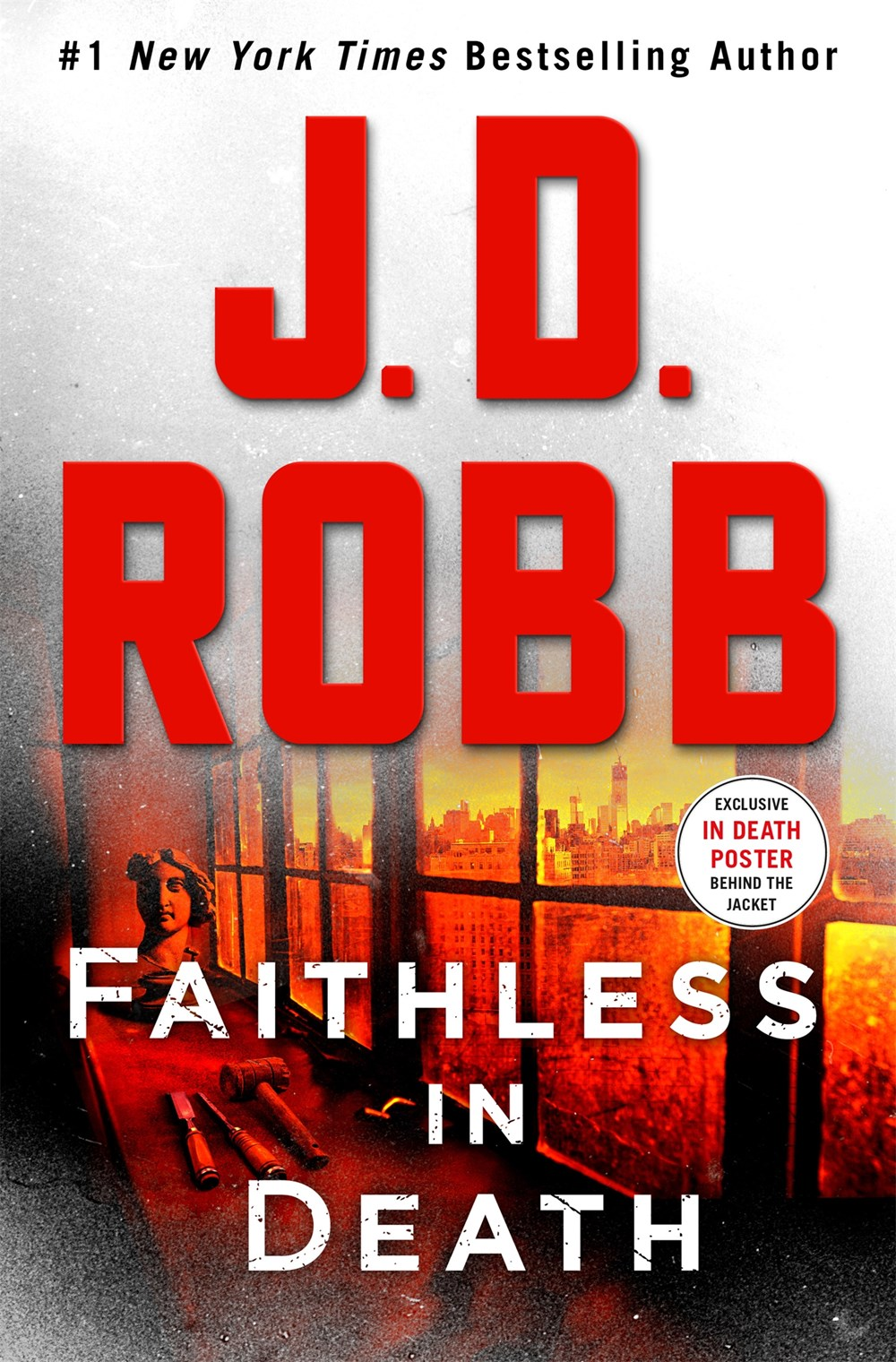 'Faithless in Death' by J.D. Robb Leads Holds This Week | Book Pulse