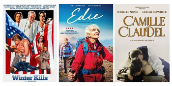 Camille Claudel, Winter Kills, & Edie |Top Foreign & Indie DVD Picks